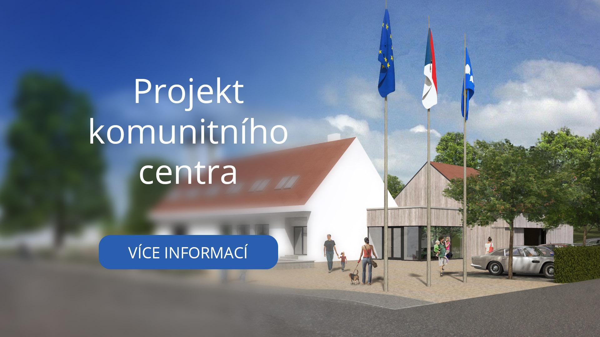 Projekt komunitního centra