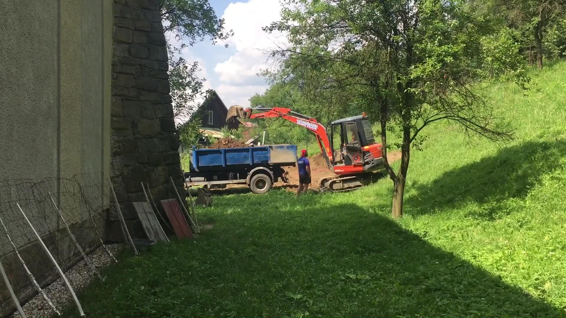 Rekonstrukce školní zahrady