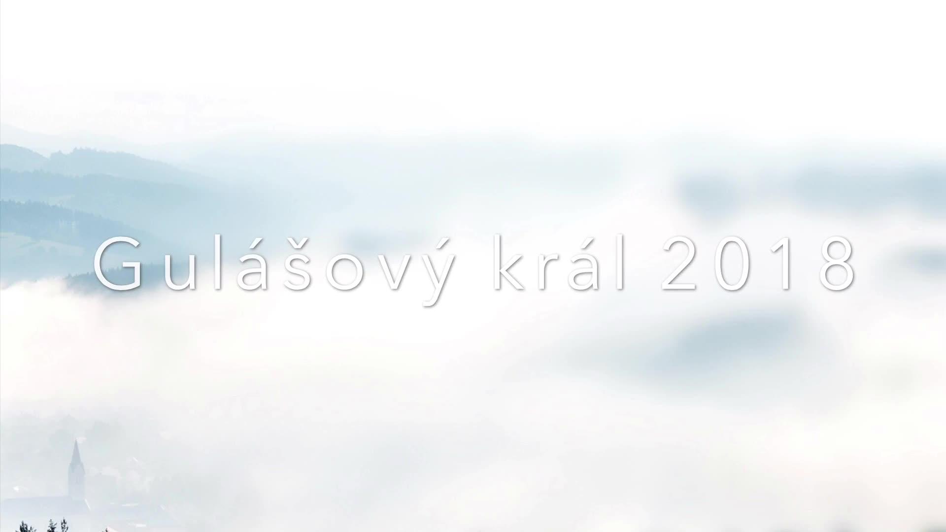 Gulášový král 2018