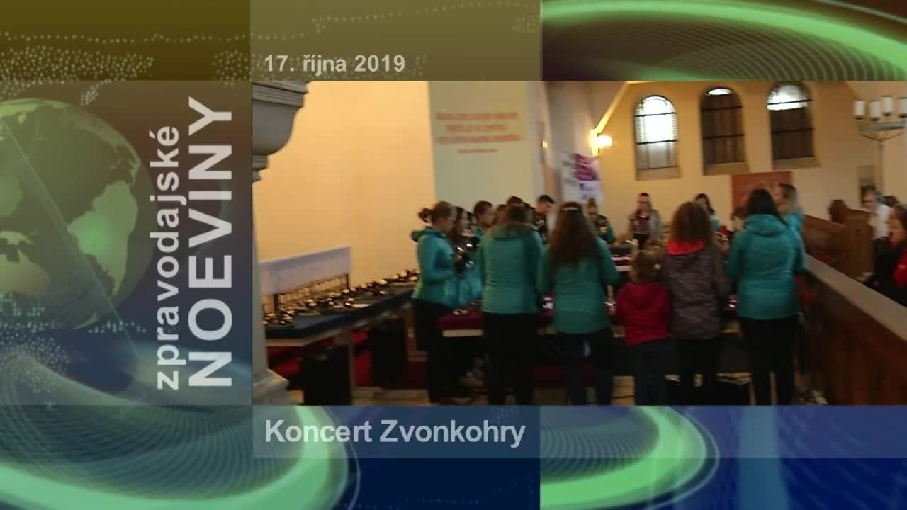 ERASMUS+ koncert v Ostravě
