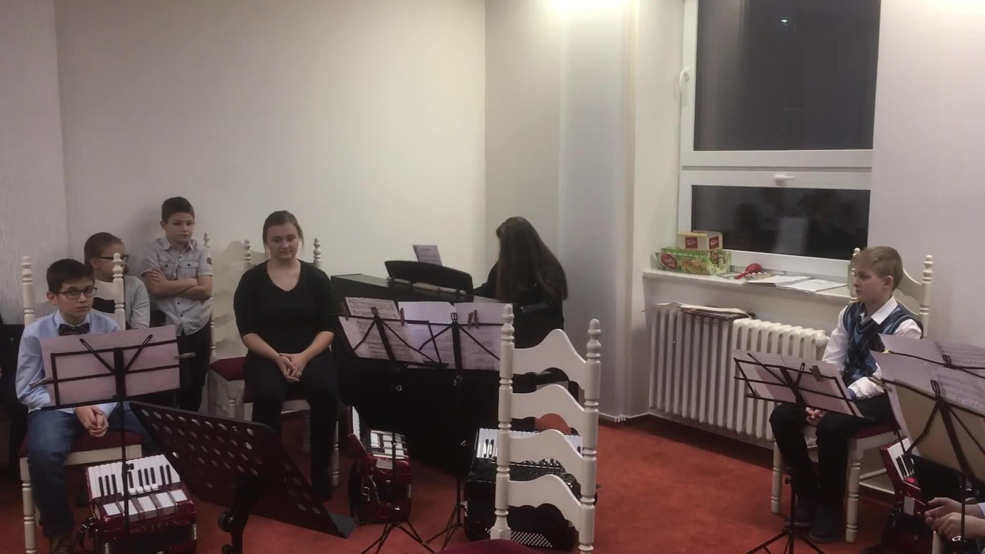 ZUŠ Morava - Vánoční koncert