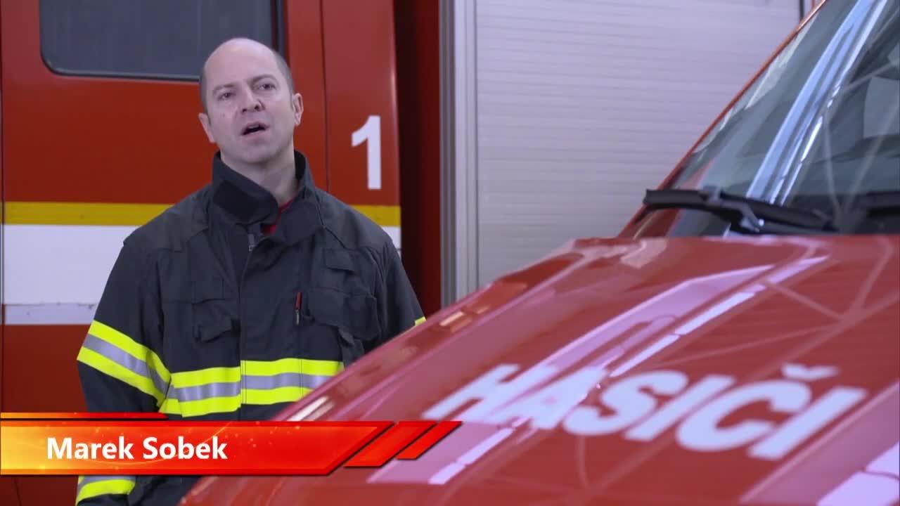 Vyhlášení výsledků ankety Dobrovní hasiči roku 2020